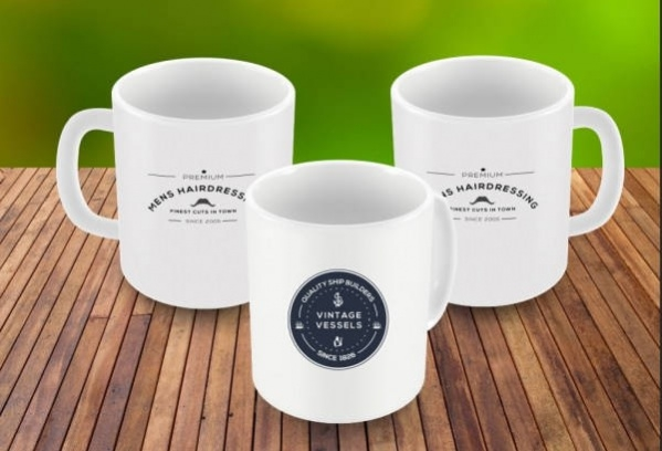 High-Quality Coffee Mug Mockup Free PSD