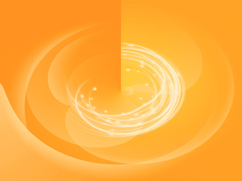 High Quality Orange Background