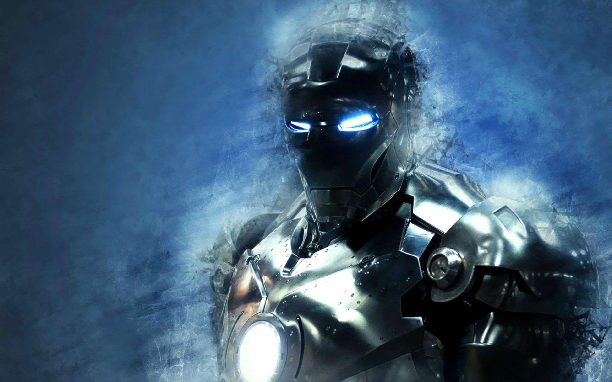 High resolution Iron Man Wallpaper