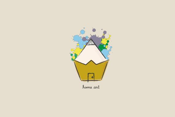Home Art Logo For You
