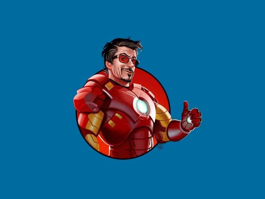Iron Man Wallpaper For Free