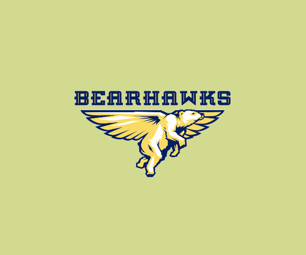 Isaac Hawk Athletic Logo