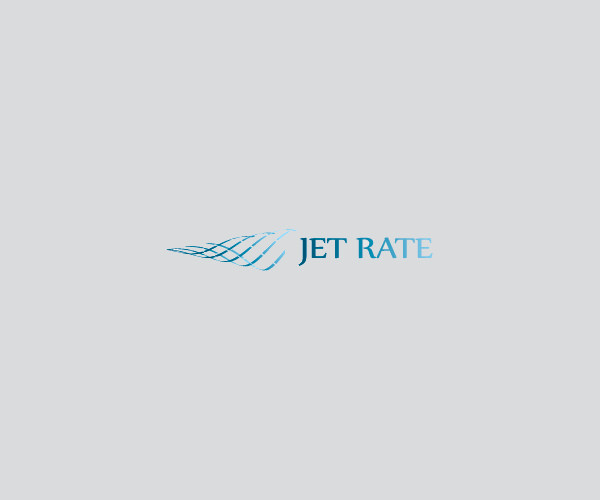 Jet Ribbon Airplane Logo