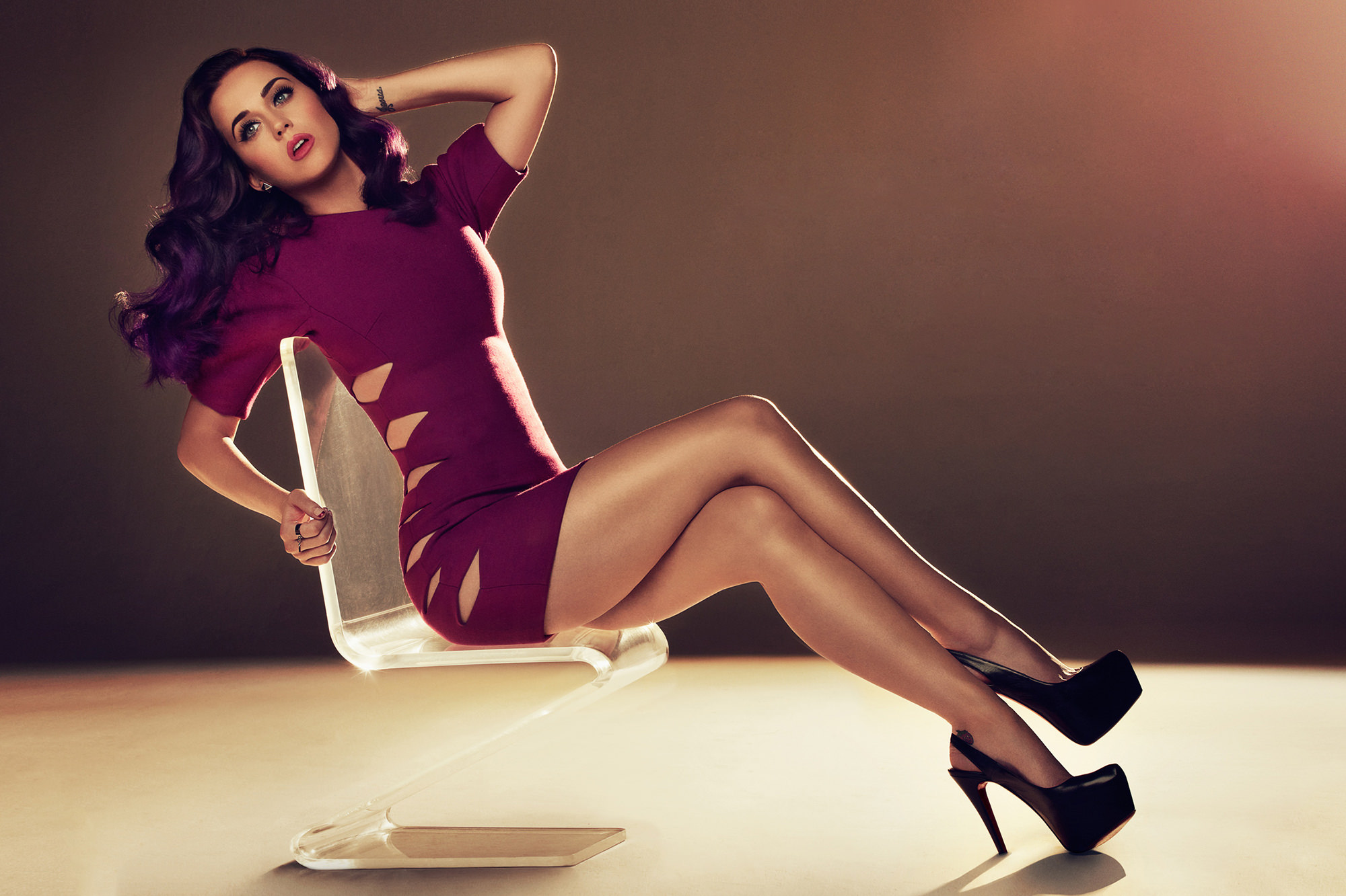 Katy Perry Fashion Wallpaper