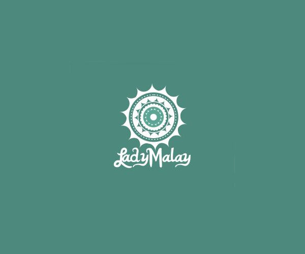 Lady Malay Mandala Logo