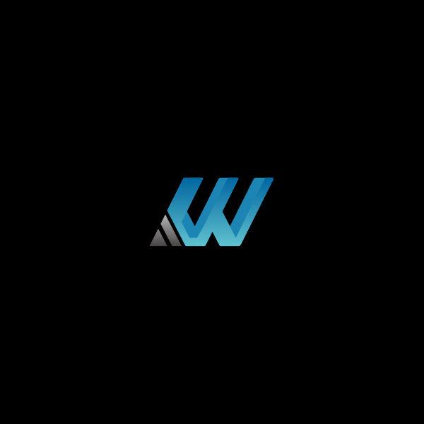 Lettered Web Art Logo
