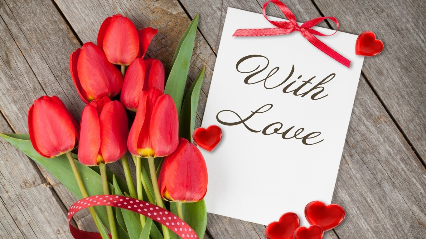 Love Greetings Background