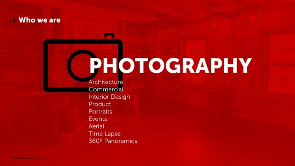 MPI Photography Presentation Template