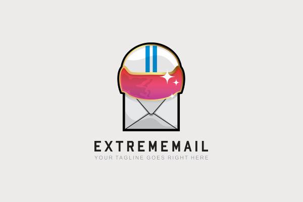 Mail Man Logo For Social Media