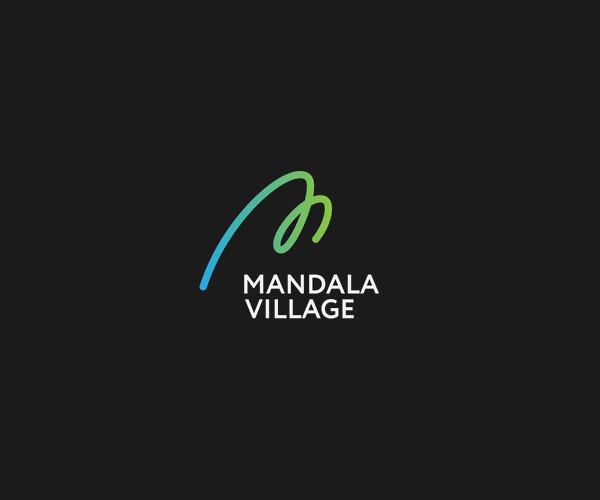 Mandala M Village Logo