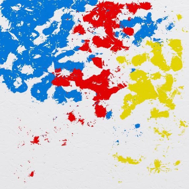 Marvellous Paint Splatter Background