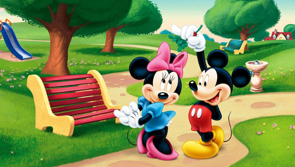 21 Magnificent Mickey Mouse Wallpapers