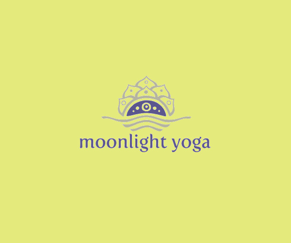 Moon Light Mandala Logo
