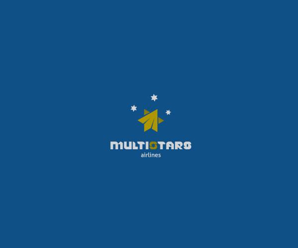 Multi Stars Airlines Logo