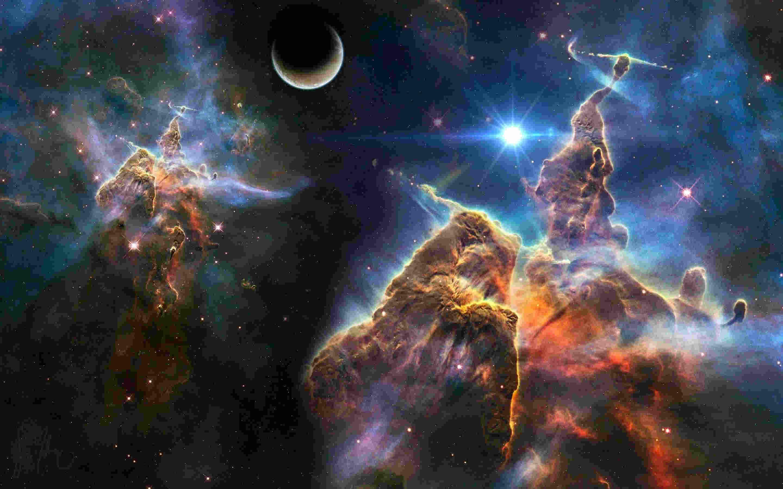 Nebula Space HD Wallpaper
