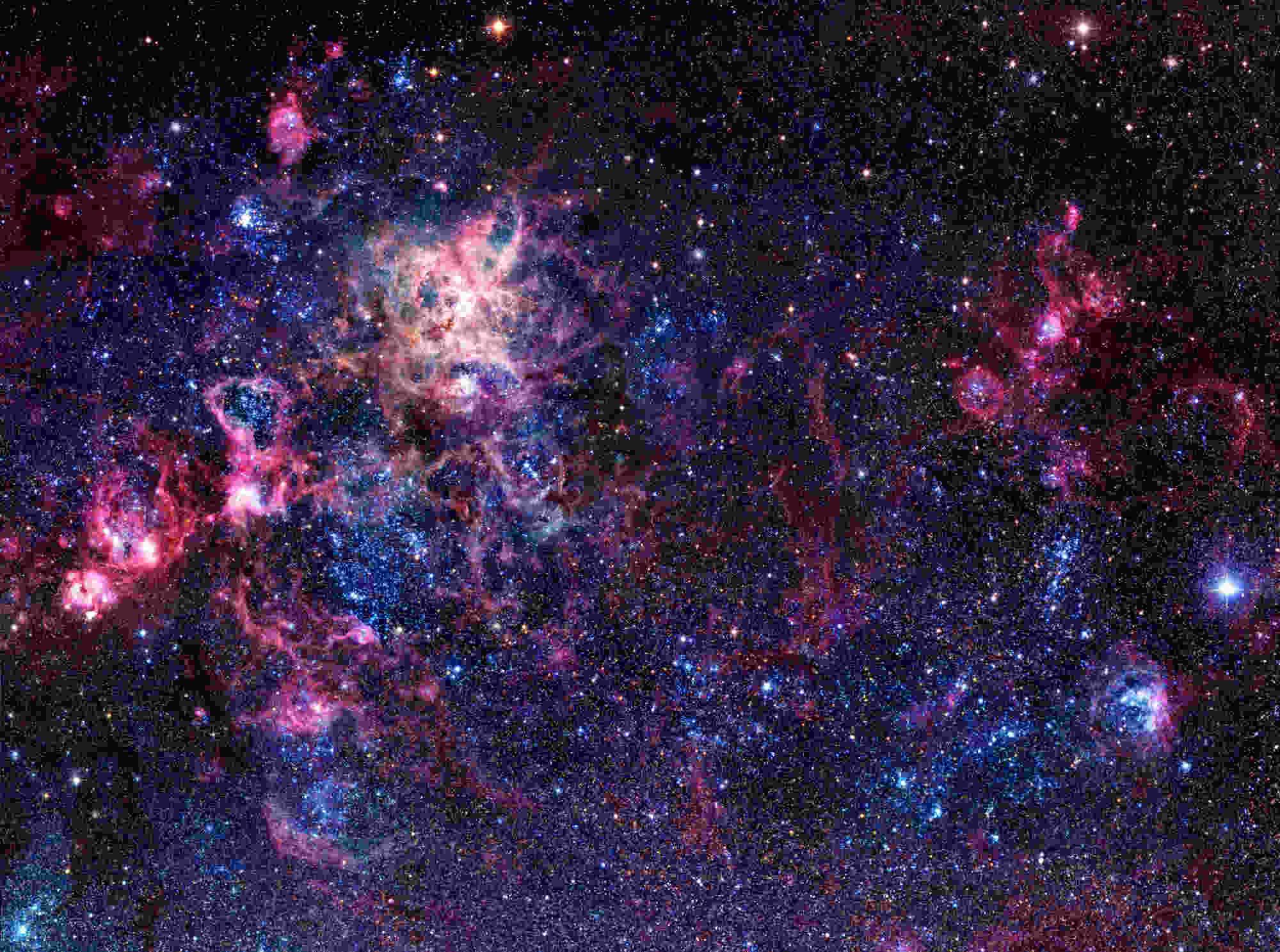 Star Nebula Wallpaper