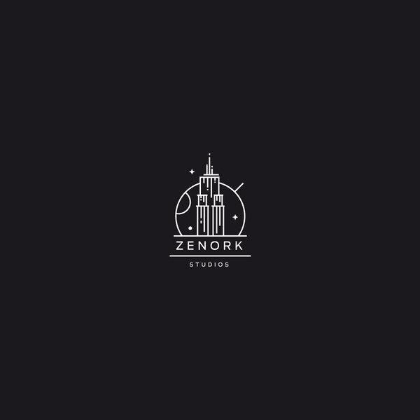 Newyork Building Logo