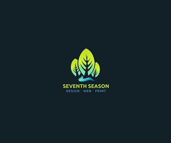 Outdoor Forest Nature Logo