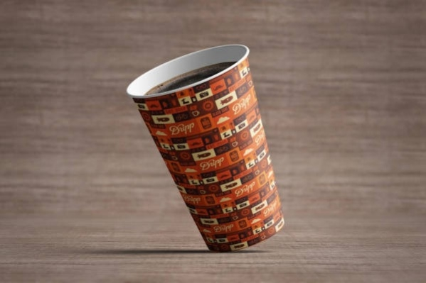 paper coffee cup mockup1