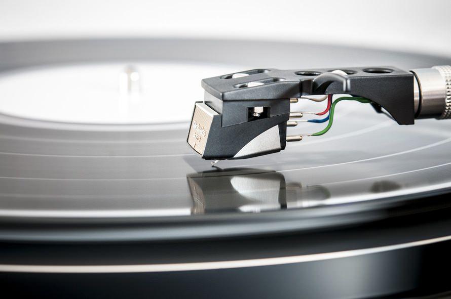 Phonograph Musical Instrument Wallpaper