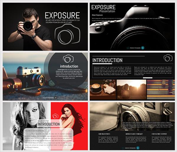 Photography Studio Presentation