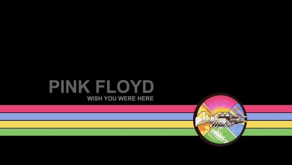 Pink Floyd Sign Lines Background