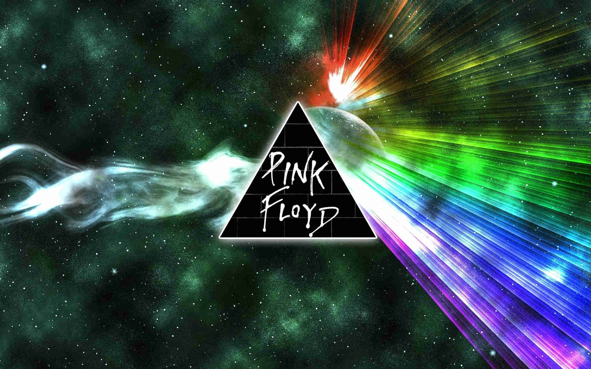 Pink Floyd Widescreen Wallpaper