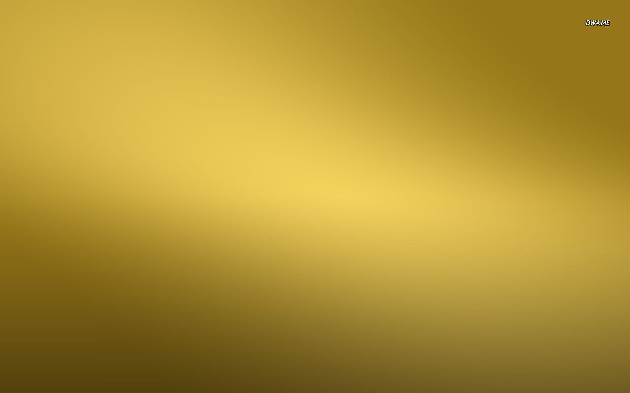 Plain Golden Wallpaper For You