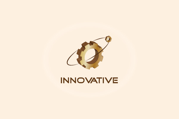 Planet Logo Design For Engineering