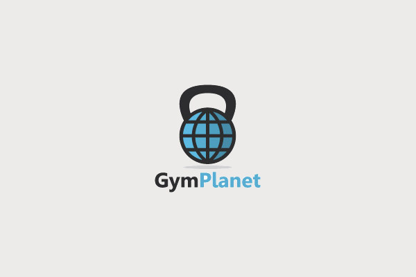 Planet Logo For Gym