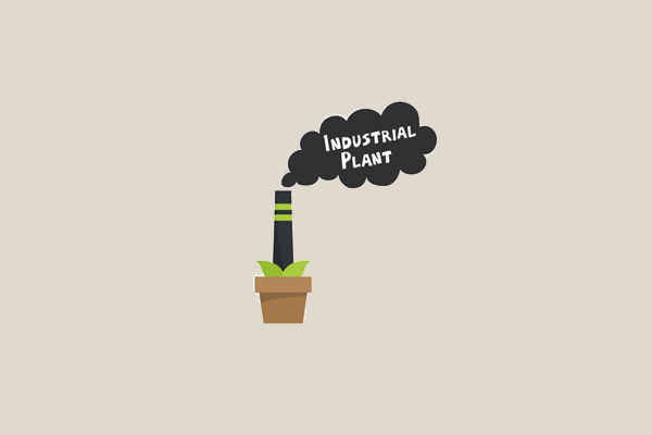 Plant Logo Design For Industries