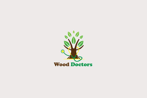 Plant Logo For Doctors