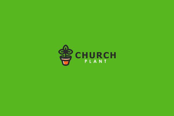 Plant Logo For Garden