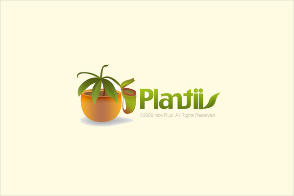 Plantiis Plant Logo For Inspiration