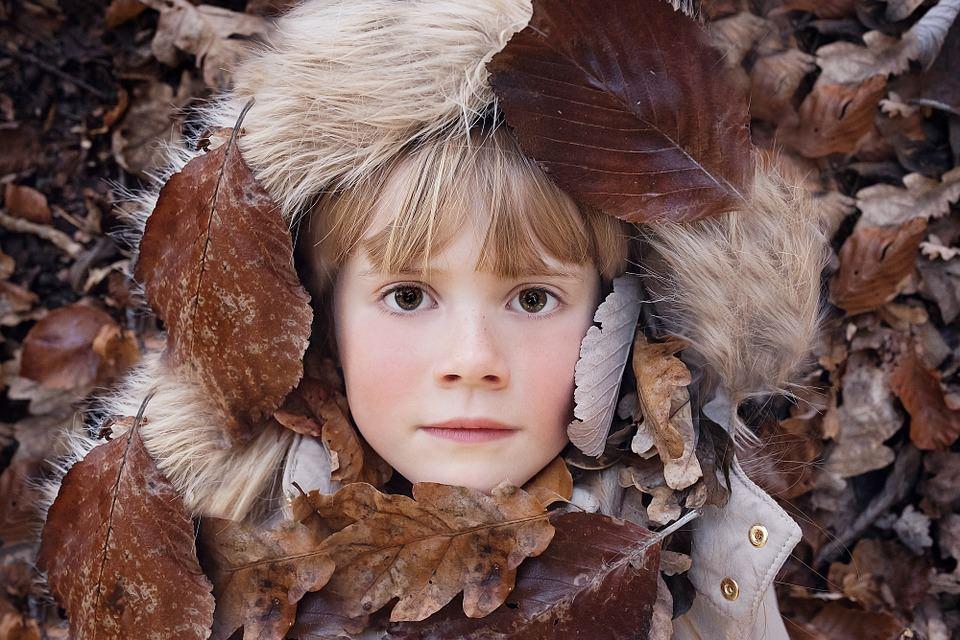 Portrait Girl FAce Photograp