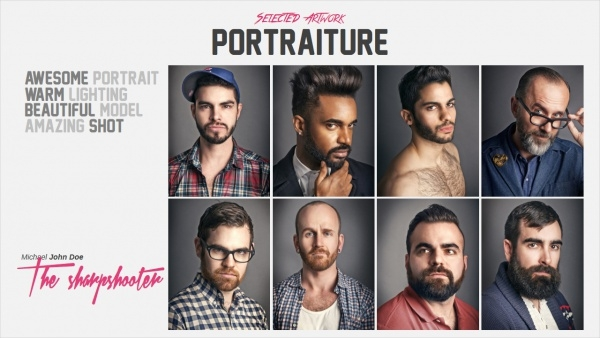 Professional Photography Presentation