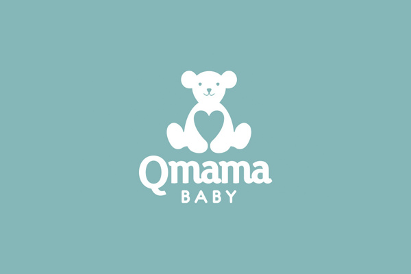 Qmama Baby Logo For You