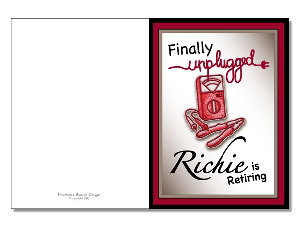 22  retirement invitation designs