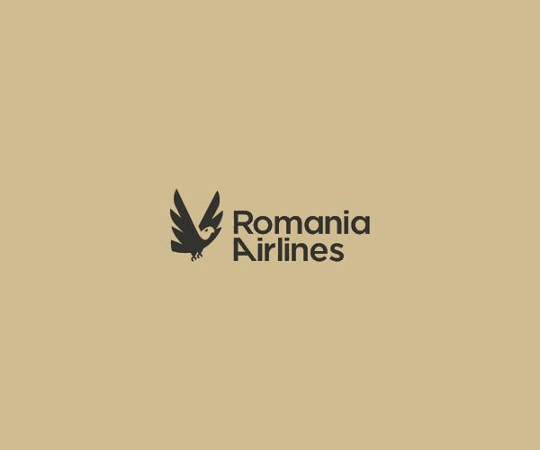 Romania Airlines Logo