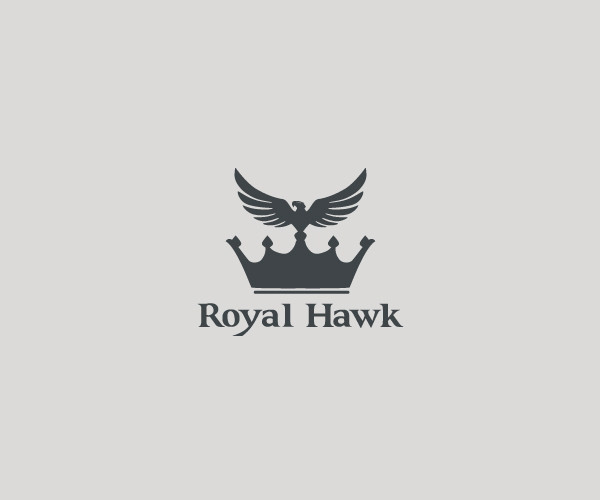 Royal Finance Hawk Logo