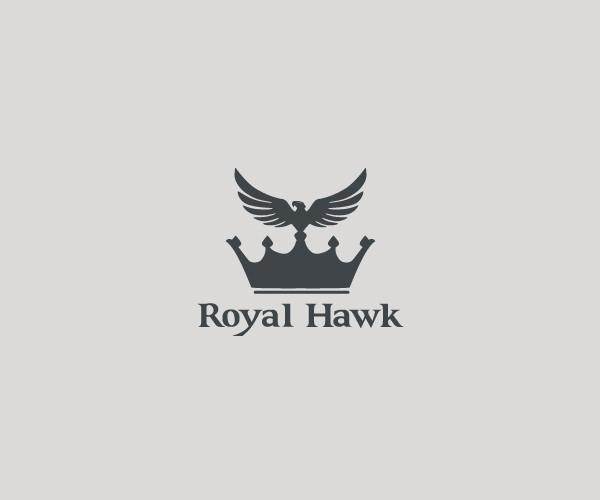 Royal Finance Hawk Logo