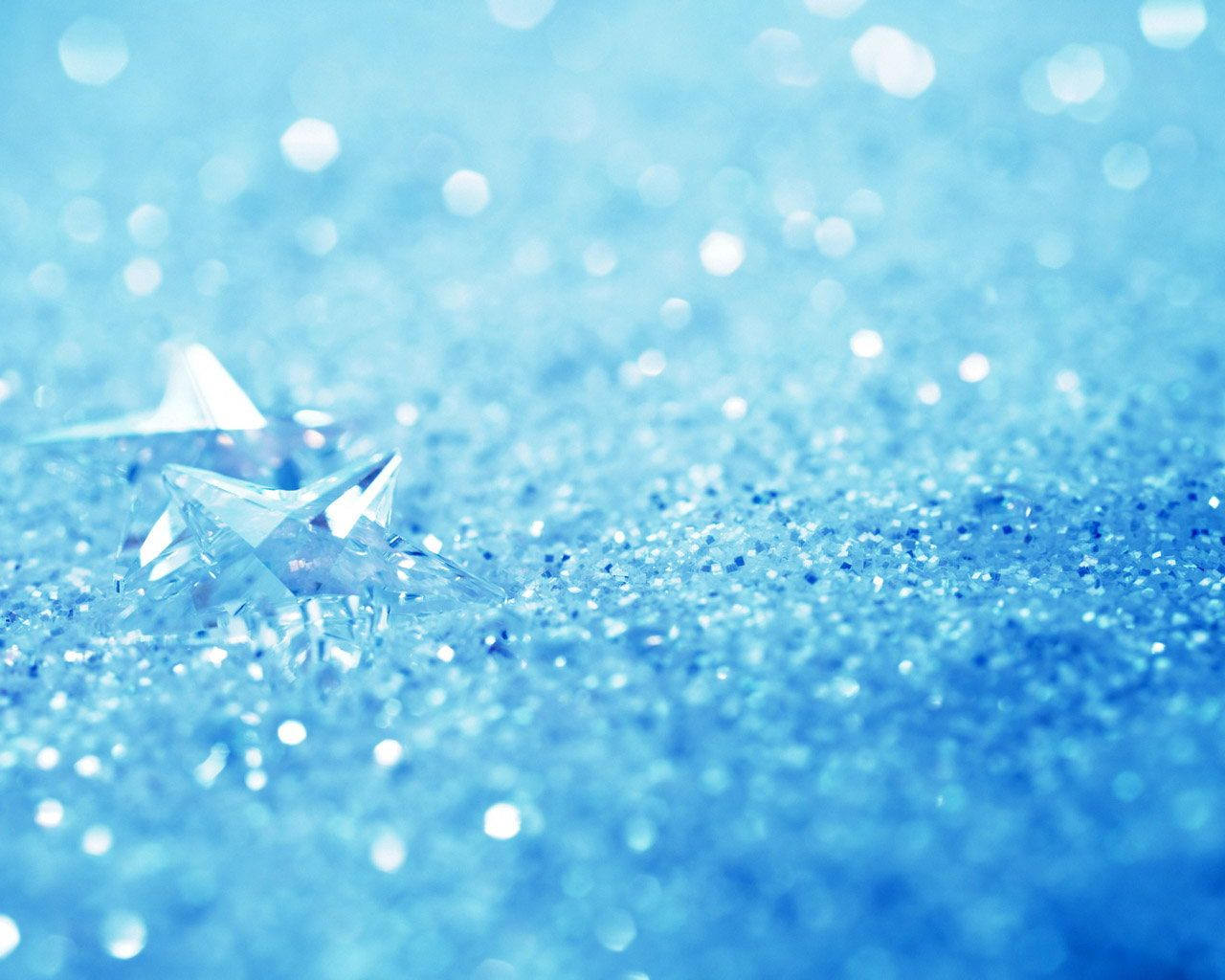 25+ Blue Crystal Wallpapers, Backgrounds, Images, Pictures ...