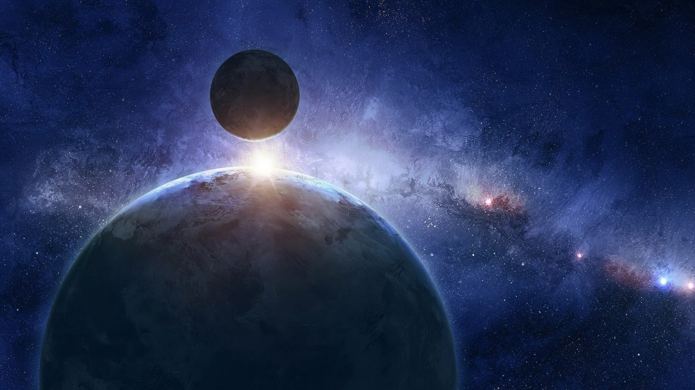 21+ Sci Fi Wallpapers, Fantasy Backgrounds, Images