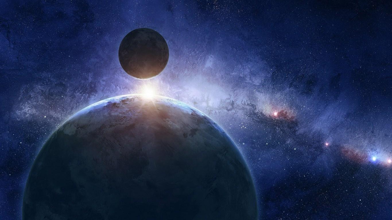 sci fi planet wallpaper - photo #12