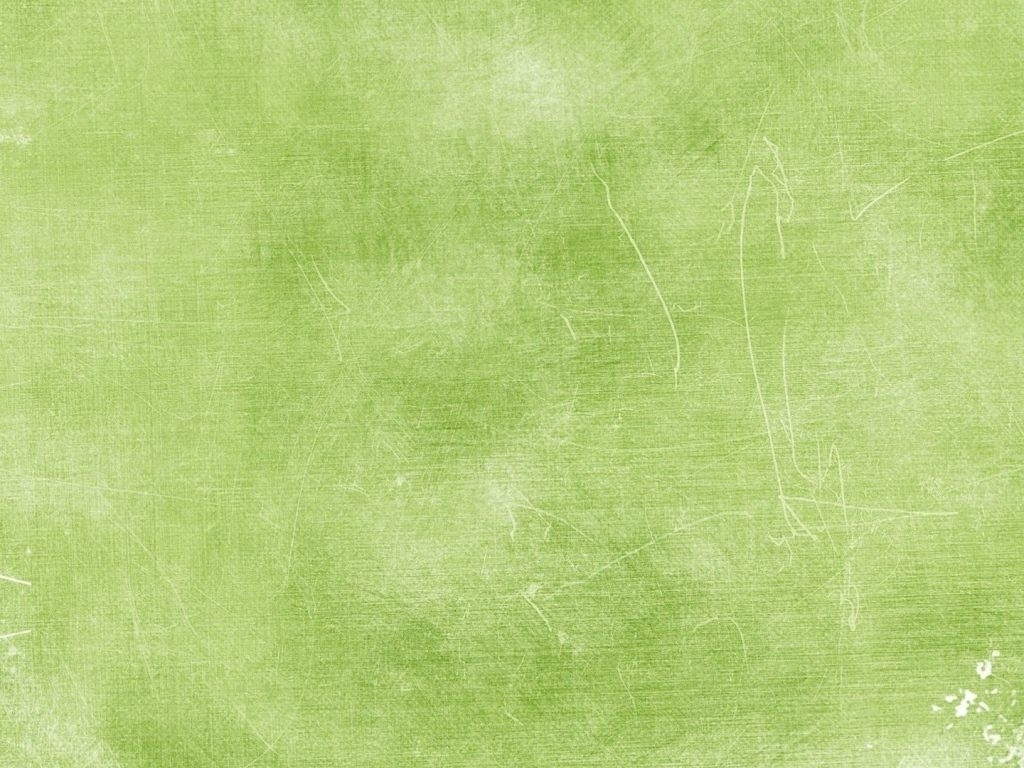 Scratched Green Textured Background