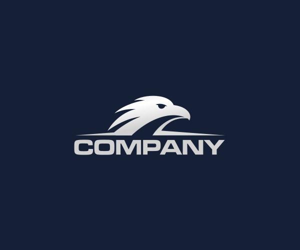 Silver Hawk Logo Design