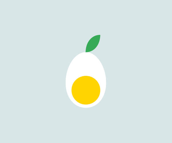 Simple Green Egg Logo