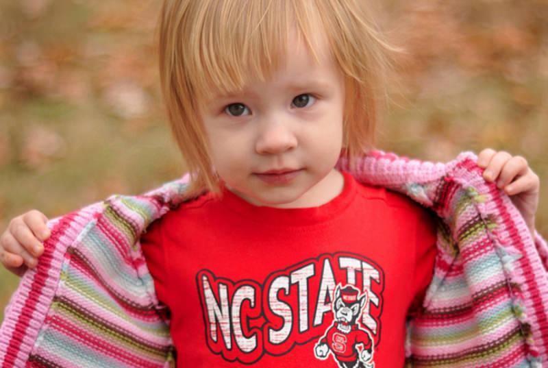 Small Kid Portrait Photography