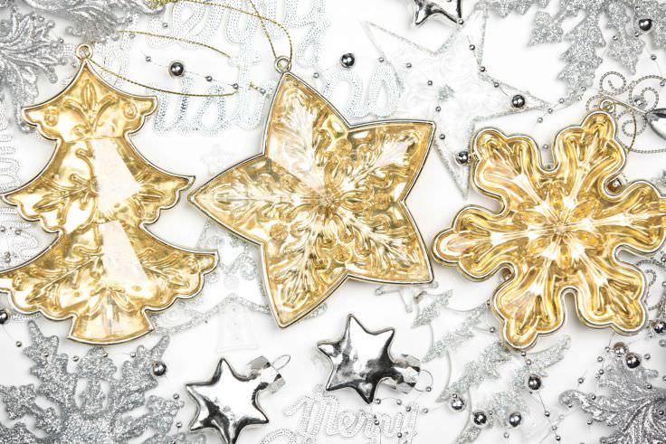 Snowflakes Fun Toys Wallpaper