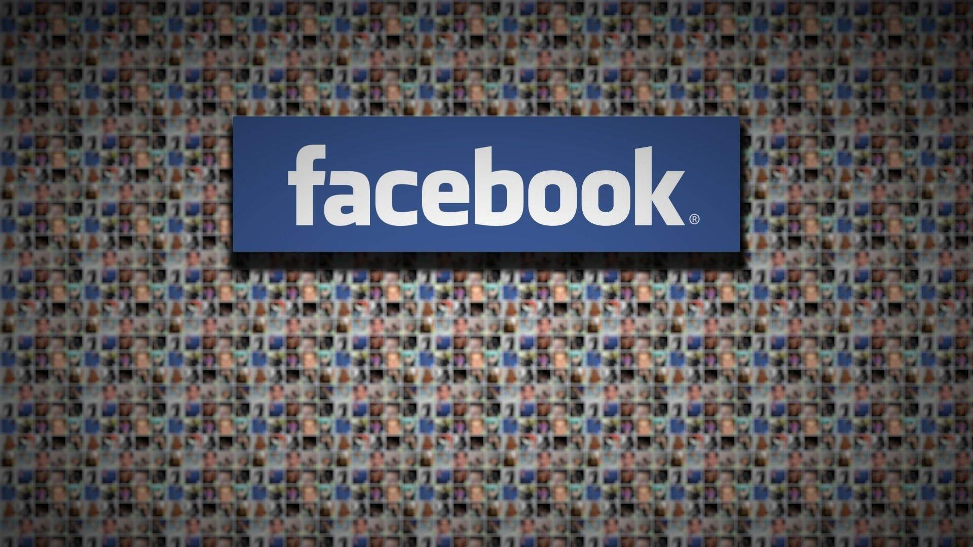 Social Network Facebook Background